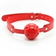 Picture of RED HEART BALL GAG